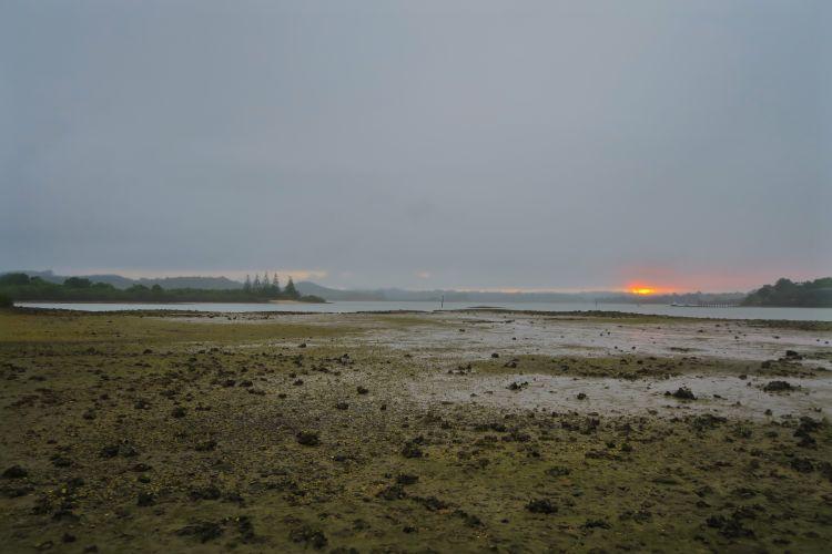 Bay of Islands - Sonnenuntergang