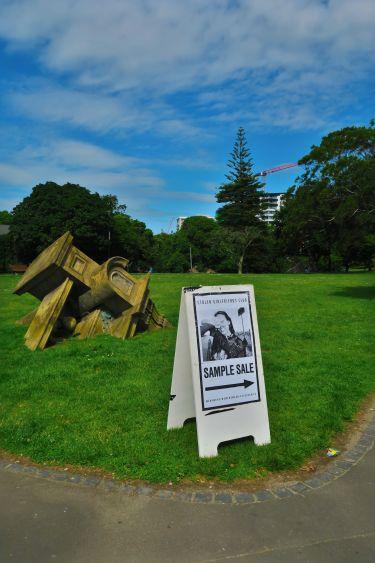 Park an der Ponsonby Road