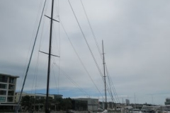 America Cup Yacht-2