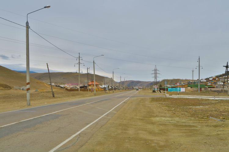 Auf dem Weg zum Baikalsee