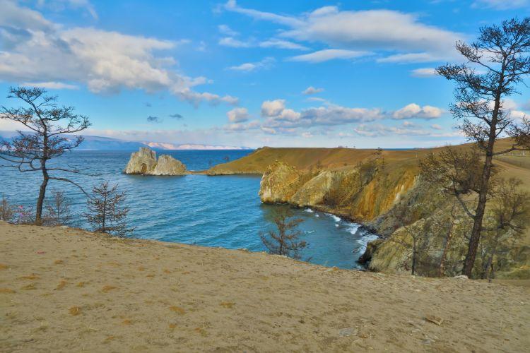Baikalsee Bucht