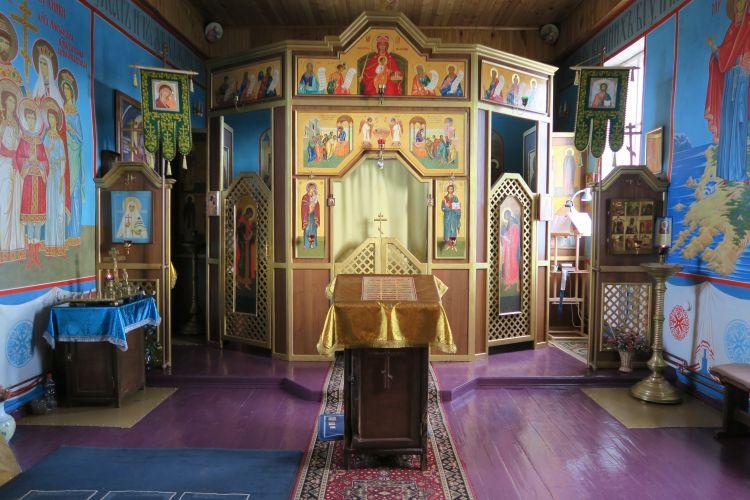 Khuzhir Kirche