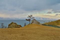 Baikalsee Bucht Khuzhir