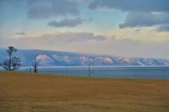 Baikalsee Weiße Berge