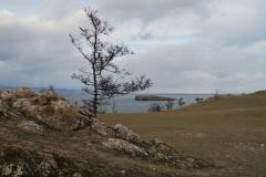 Baikalsee kleine Insel