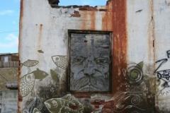 Graffiti-Hafen