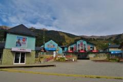 Skiort Cerro Catedral im Sommer