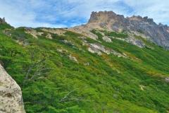 Wanderung zum Refugio Frey-4