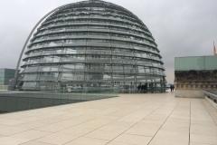 Bundestag-Reichstag-Glaskuppe