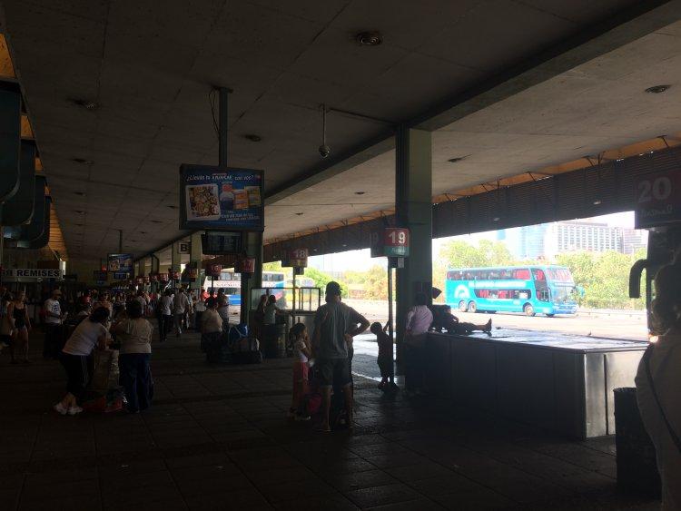 Bus Terminal Retiro