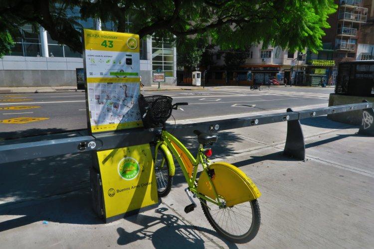 Fahrradverleihstation