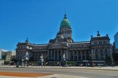 Plaza del Congreso – Monumento Dos Congresos