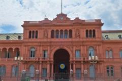 Präsidentenpalast-Casa-Rosada