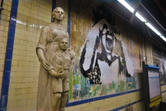 Sube Station Plaza Misere