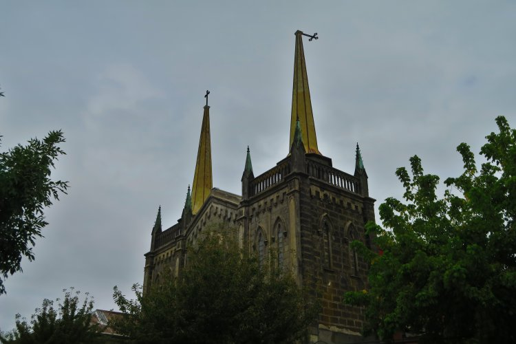 Alte Kirche - Rosas