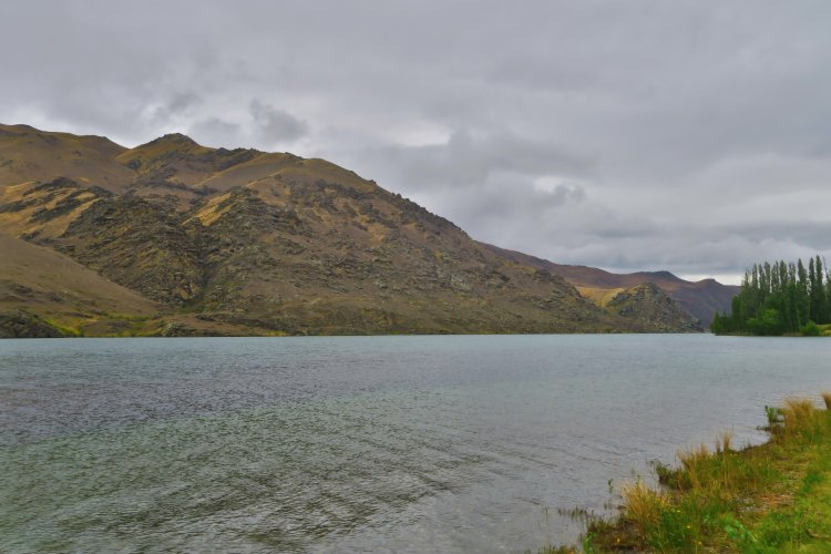 Stausee Clutha River