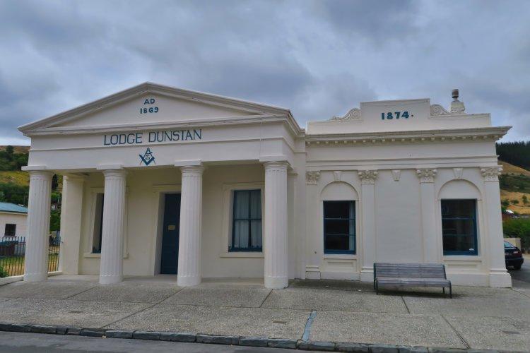 Sunderland Street - Lodge Dunstan