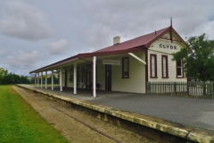 Bahnhof Clyde