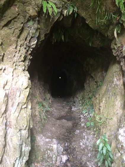 180 Meter Tunnel