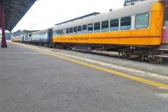Bahnhof Dunedin - Zug
