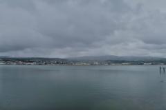 Blick auf Dunedin von der Peninsula-2