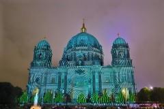 Berliner Dom - Fingerabdruck