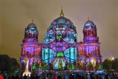 Berliner Dom - Spiegelung