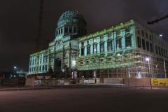 Berliner Schloss - von der Seite