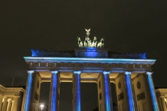 Brandenburger Tor - Laser