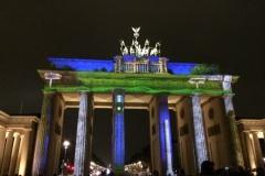 Brandenburger Tor - Reichstag - Zug