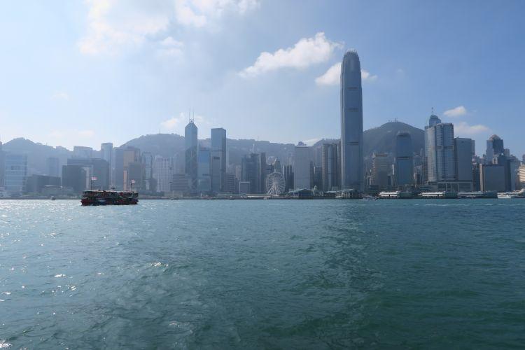 Hong-Kong-Island-Faehre