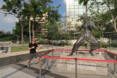 Avenue of Stars - Bruce Lee-2