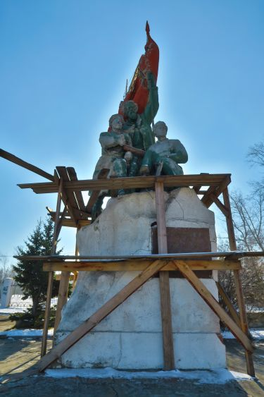 Resistance Revolution Monument