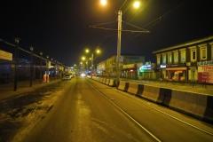 Nachts in Irkutsk