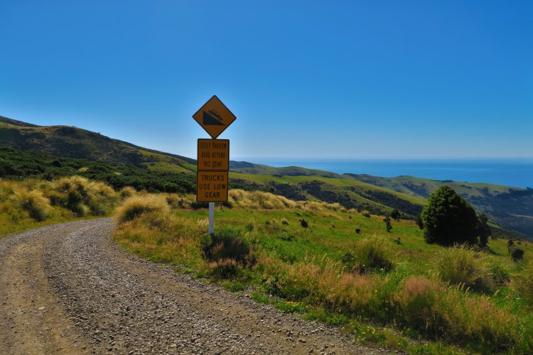 Weg zur Flea Bay