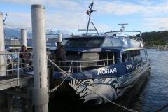 Whale Watch Schiff Aoraki