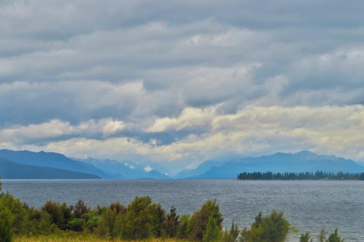 Lake Te Anau - Ziel