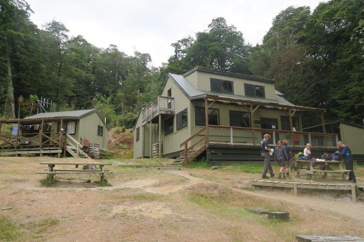 Moturau Hut