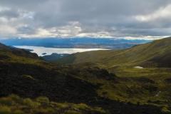 Blick Richtung Te Anau