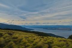 Blick auf den Lake Te Anau