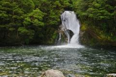 Iris Burn Wasserfall