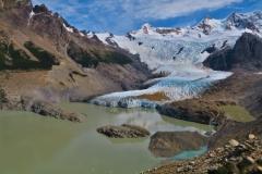 Gletscher Torre