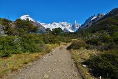 Weg zur Lagune Torre-2