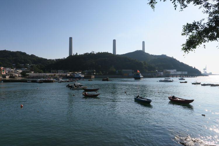 Hung Shing Ye - Hafen-3
