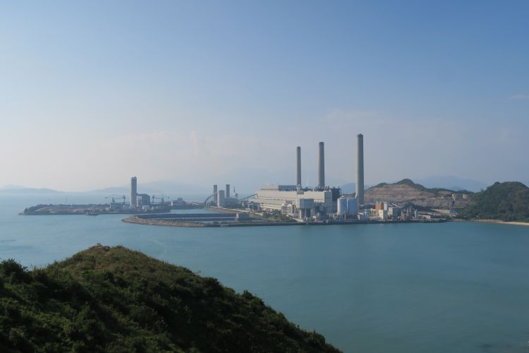 Lamma Island - Kraftwerk