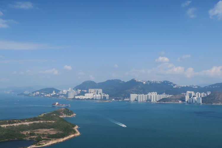 Ling Kok Shan - Hong Kong Island