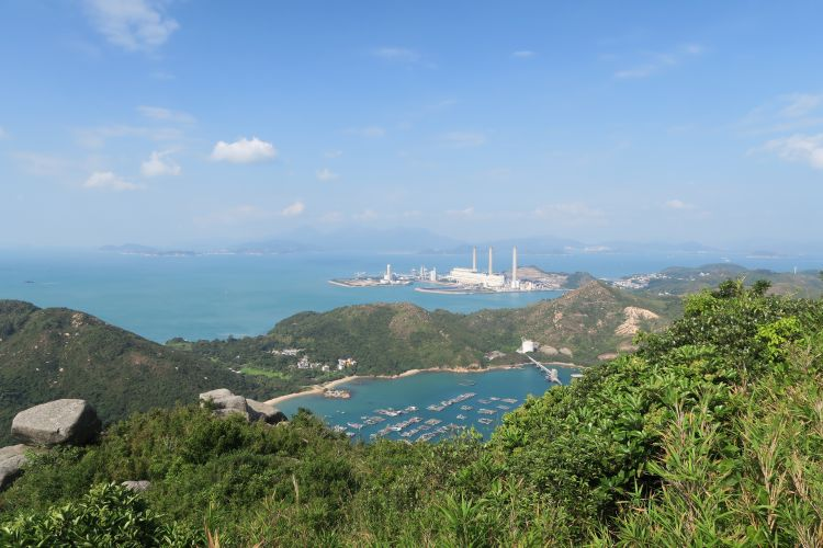 Ling Kok Shan - Kraftwerk