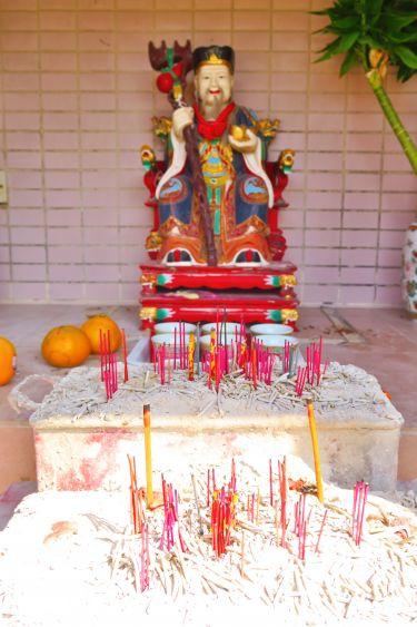 Sok Kwu Wan - Altar