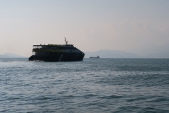 Faehre-Hong-Kong-Island