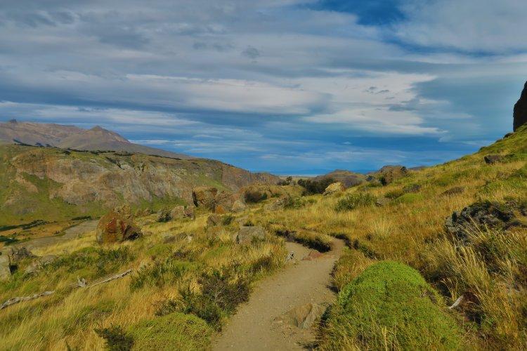 Weg zum Aussichtspunkt Las Aguilas